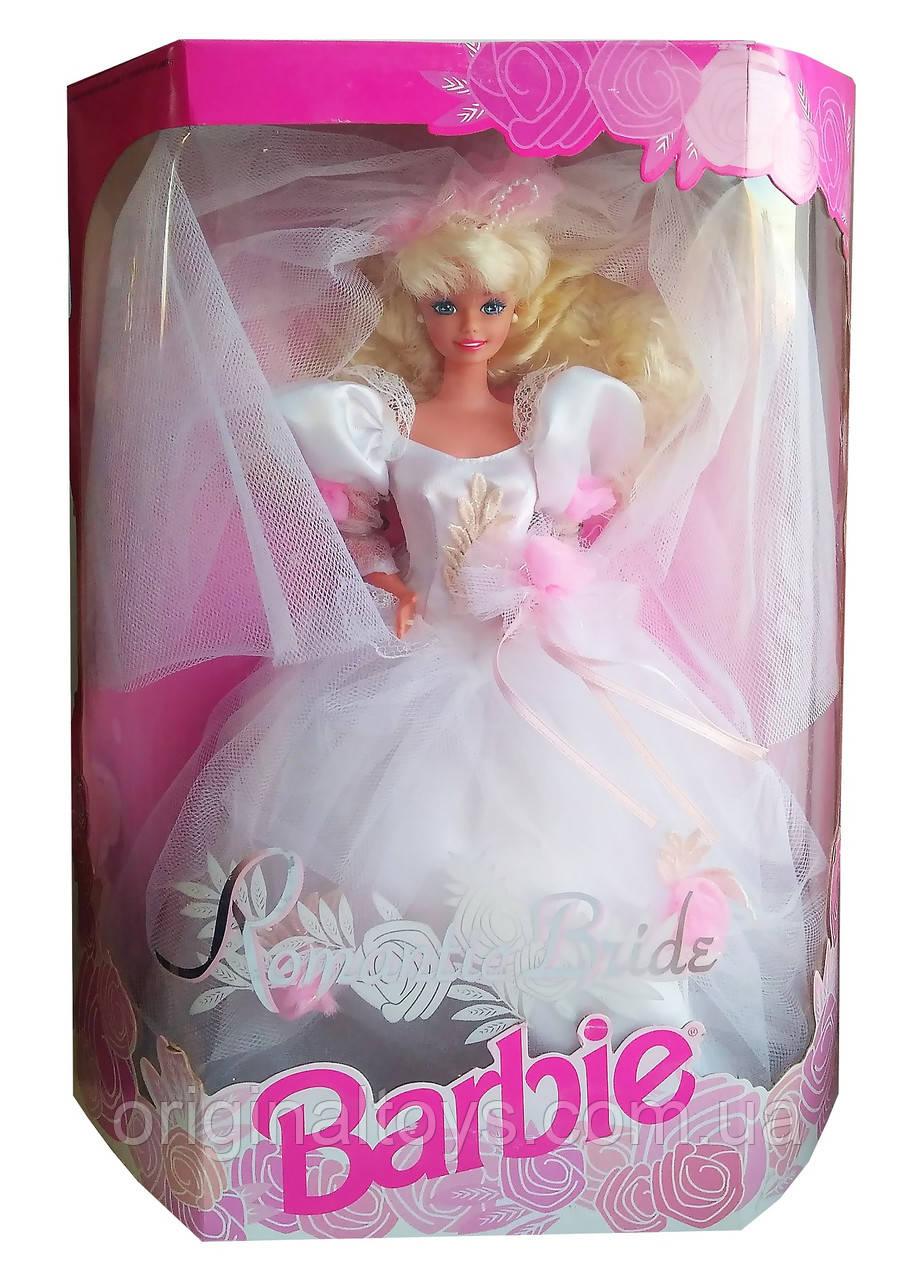 Коллекционная кукла Барби Романтическая невеста Romantic Bride Barbie 1992 Mattel 1861