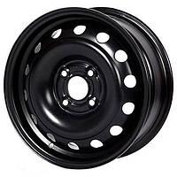 Сталеві диски Steel Malata R17 W6.5 PCD5x114.3 ET45 DIA60.1 (black)