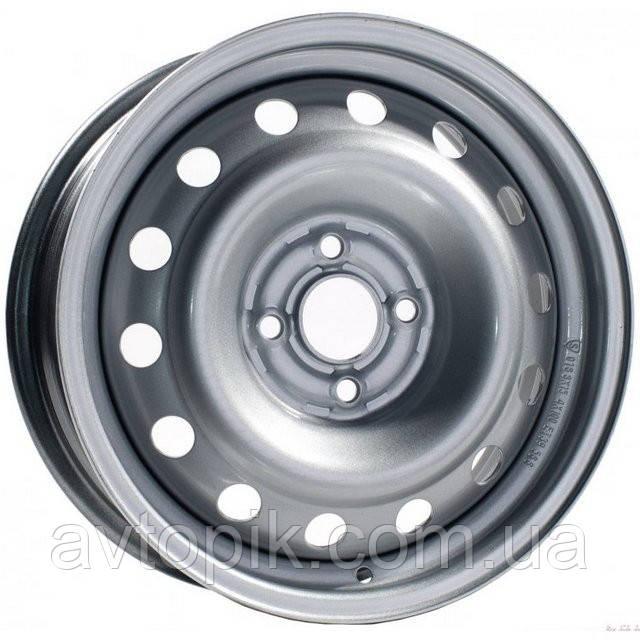 Сталеві диски Steel ДК R14 W5 PCD5x100 ET35 DIA57.1 (металік)