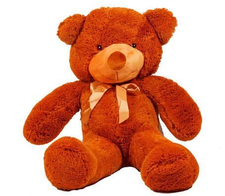 Мягкая игрушка медведь Украина 100 см Коричневый (196-19112837), фото 2