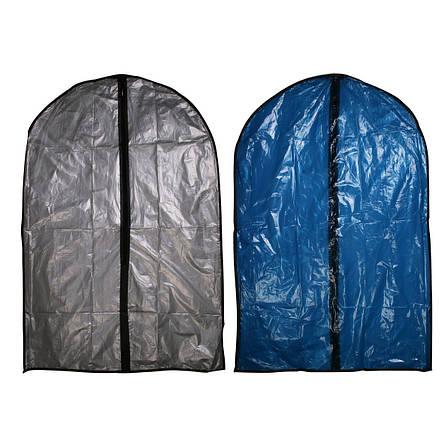 Чехол для одежды 60х137 см на молнии, фото 2