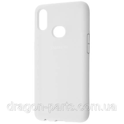 Чехол Silicone Case Full Protective для Samsung Galaxy A10s, фото 2