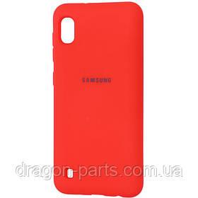 Чехол Silicone Case Full Protective для Samsung Galaxy A10 (A105F)