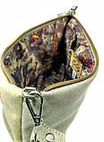 Женская сумочка Маки с бабочкой, фото 2