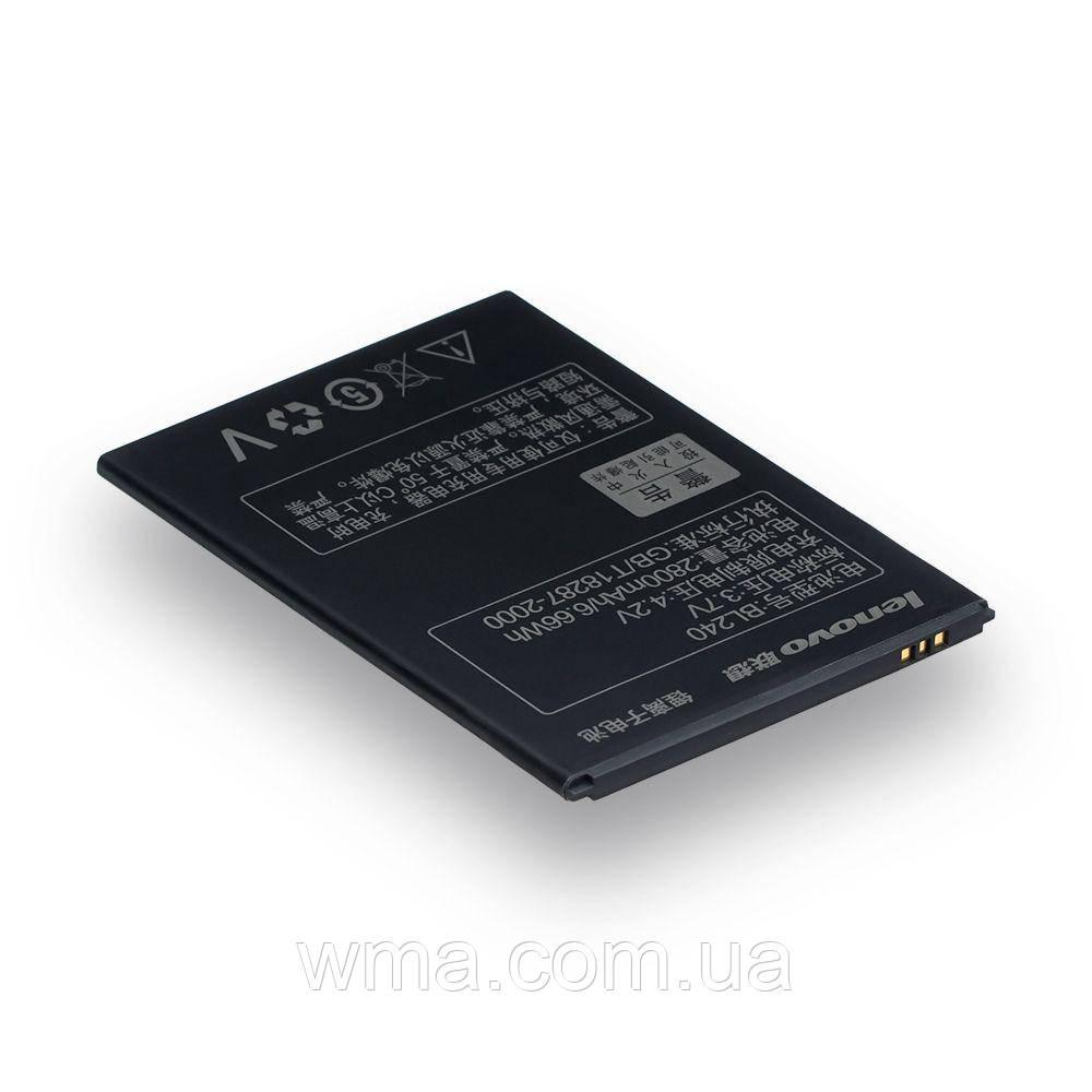 Аккумулятор для телефонов (батарея) Lenovo BL240 / A936 Характеристики AAA