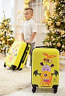 Набор 2 Детских чемодана на колесиках WINGS JAY