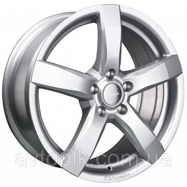 Литые диски Tomason TN11 R16 W7 PCD5x114.3 ET42 DIA72.6 (silver)