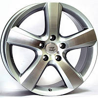 Литые диски WSP Italy Volkswagen (W451) Dhaka R20 W9 PCD5x120 ET60 DIA65.1 (silver polished)