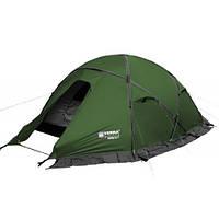 Двухместная палатка Terra Incognita TopRock 2 Зеленая, фото 1
