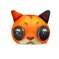 Мягкая игрушка-антистресс Dankotoys Рыжий кот (34976)