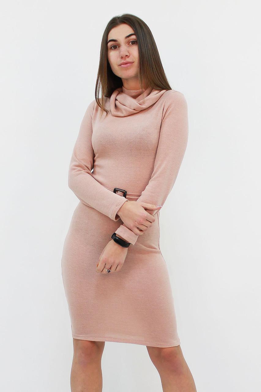 S   Тепле класичне плаття Rebeka, бежевий