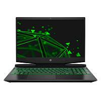 Ноутбук HP Pavilion Gaming 15-dk0059ur (7PZ81EA) Shadow Black Green Chrome