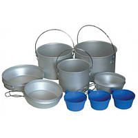 Набор посуды из алюминия Tramp TRC-002, фото 1