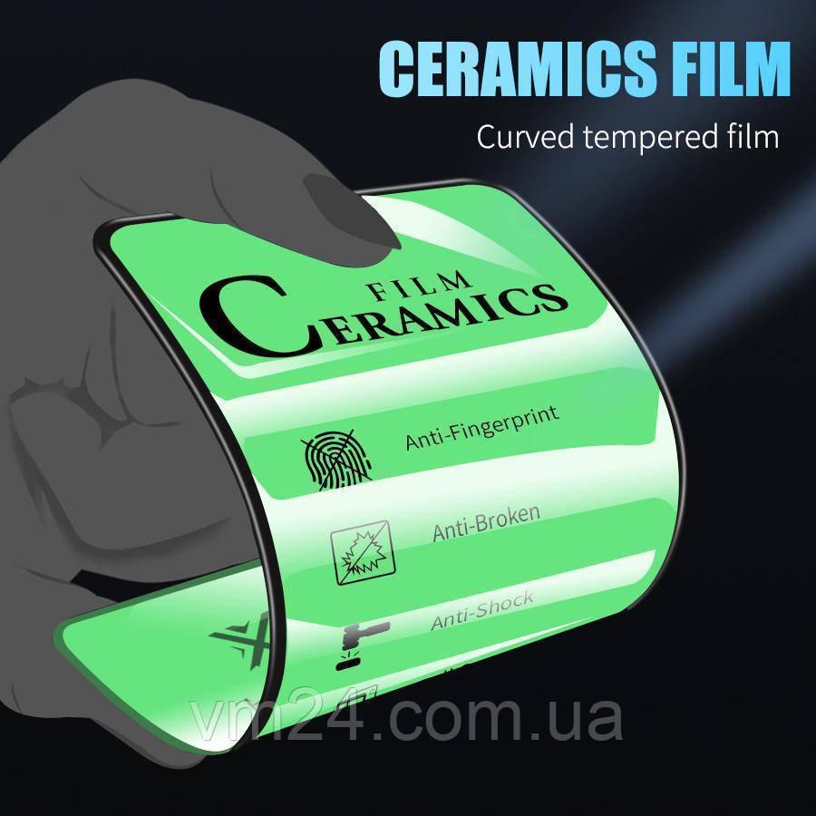 Керамическое защитное стекло Ceramics Anti-shock Glass XIAOMI Redmi  8\8A
