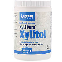 "Ксилитол Jarrow Formulas, Xyli Pure ""Xylitol Powder"" сахарозаменитель (454 г)"