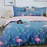 """Постельный комплект Теп """"Flamingo"""" 145х215см, фото 1"""