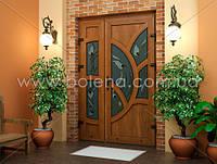 Двері металоплстикові вхідні
