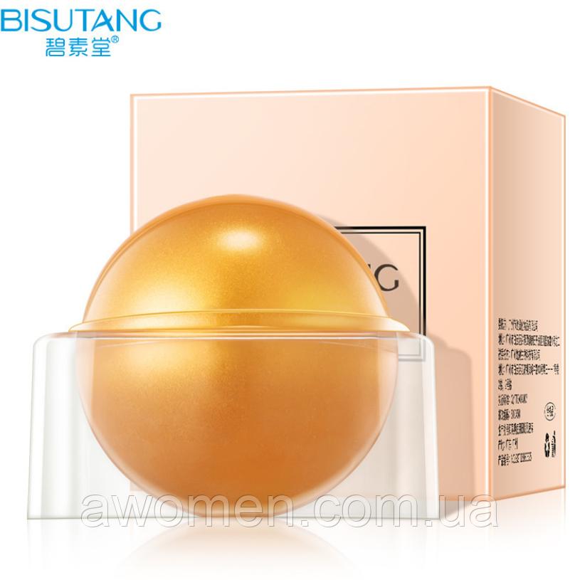 Коллагеновое мыло желе для умывания лица Bisutang Gold Collagen 100 g
