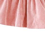 Детское платье из микровельвета размер 98., фото 3