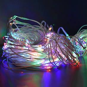 "Гирлянда 2х2 м., ""Сетка"" ""Jumi"", 200 LED, цвет мультицветной, фото 2"