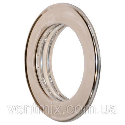 Розетта d 100 мм из нержавеющей стали