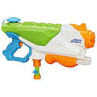 Водяной пистолет - бластер Nerf Super Soaker FloodFire Blaster