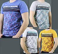 Футболка мужская летняя. Стильная мужская футболка с рисунком. Мужская футболка с рисунком. Blue 1 Jeans