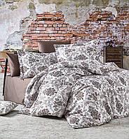 Двуспальное постельное белье евро сатин турецкое