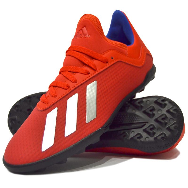 Детские футбольные кроссовки adidas X Tango 18.3 TF (BB9403) Оригинал Eur 38 (24 cm)