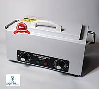 Стерилизатор сухожар, духовой шкаф мини высоко температурный стерилизатор с металлическими ручками SM-210T, фото 1