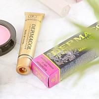 Тональный крем Dermacol Make-Up Cover-Дермакол 30гр, купить оптом маскирующий тональный крем дермакол