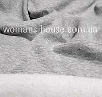 Трёхнитка с начёсом Пенье Турция Светло-серый (Меланж)