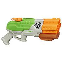 Водяной пистолет - бластер Nerf Super Soaker Zombie Strike Splatterblast Blaster