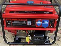 Бензиновый электро- генератор Edon ED-PT8000С 8 kW генератор медная обмотка, фото 1