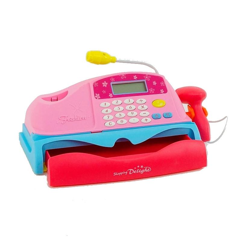 Кассовый аппарат с аксессуарами Cash Register (2-LF9813A-49987)
