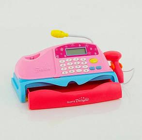 Кассовый аппарат с аксессуарами Cash Register (2-LF9813A-49987), фото 2