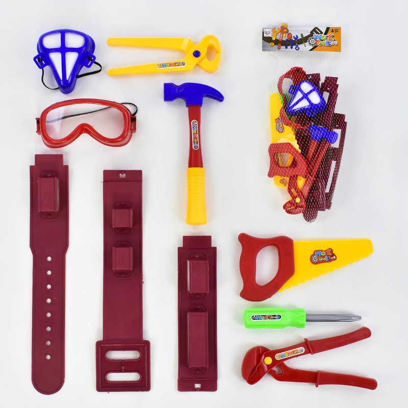 Игровой набор Инструменты для маленького мастера (2-0062-69265)