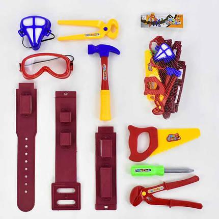 Игровой набор Инструменты для маленького мастера (2-0062-69265), фото 2