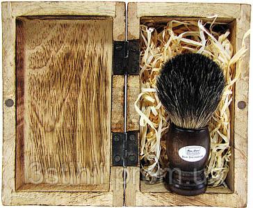 Подарочный помазок для бритья Hans Baier 10014-51 Коричневый