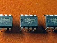 W25Q32 / W25Q32BV / W25Q32FV / W25Q32FVA1G DIP8 - 4Mb SPI Flash - BIOS