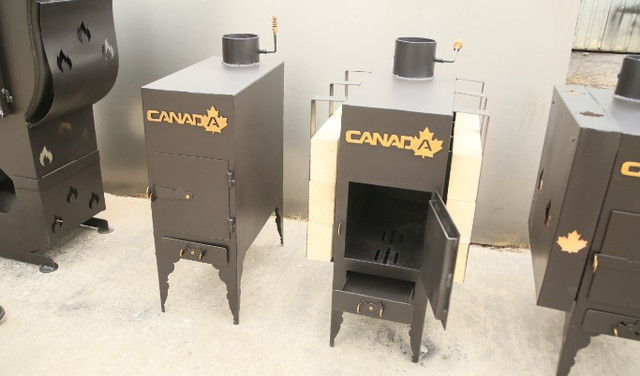 Печь дровяная CANADA Эконом