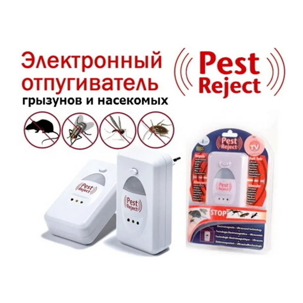 Отпугиватель Пест Реджект от клопов, тараканов и грызунов
