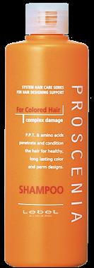 Шампунь для окрашенных волос Lebel Proscenia Shampoo 300