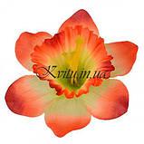 Искусственные цветы букет нарциссы,  35см, фото 2