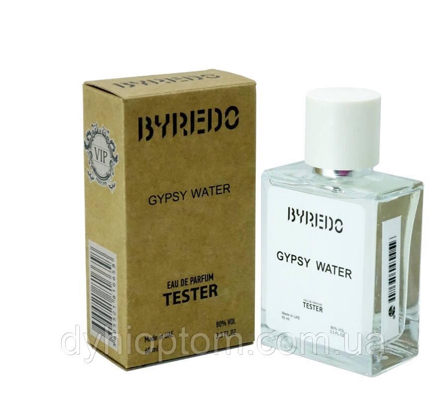 Нисшевый парфюм Duty Free 60мл Byredo Gypsy Water