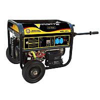 Генератор бензиновый FORTE FG9000E(электростанция ) (7квт)-генератор