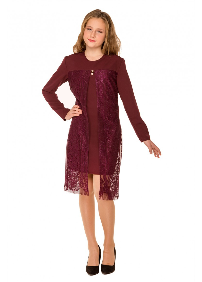 Платье для девочки нарядное «Шерри» 140-152 см