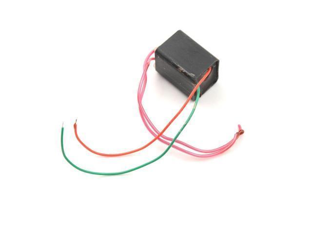 Инвертор 3.6-6 В, 1.5 А - 20 кВ. Генератор высокого напряжения