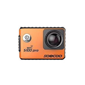 Action Camera F100B WiFi 4K сенсорный экран, экшн камера, камера 4К, качественная съемка в 4к, фото 2