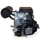 Бензиновый двухцилинровый двигатель LIFAN 2V78F-2A 24 л.с, фото 5